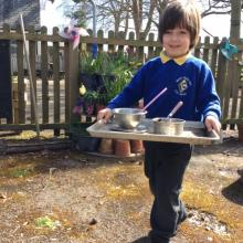 take away service from the mud kitchen