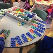 making and representing numbers greater than ten